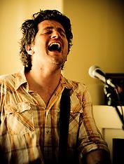 Matt Nathanson, KC Turner House Concert - May 8, 2010