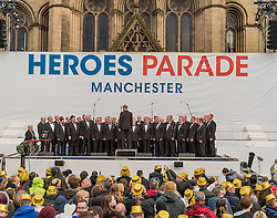 National Olympic Heroes Parade in<br /> Manchester<br /> <br /> (c) John Baguley | Edinburgh Elite media