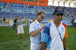 Bengtsson Rolf Göran, SWE, Mac Kinley<br /> Olympic Games Athens 2004<br /> © Hippo Foto - Dirk Caremans<br /> 25/08/2004