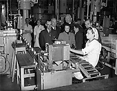 1953 - Wholesale grocers visit McDonnell's Margarine Factory