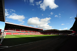 General view of the city ground