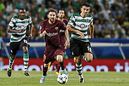 Sporting v Barcelona - 27 Sept 2017