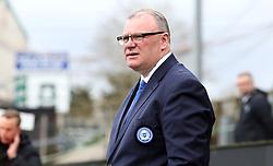Peterborough United Manager Steve Evans - Mandatory by-line: Joe Dent/JMP - 07/04/2018 - FOOTBALL - Home Park - Plymouth, England - Plymouth Argyle v Peterborough United - Sky Bet League One