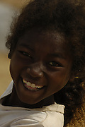 Antandroy child. This group of people live in the 'spiny' forest region of Southern MADAGASCAR