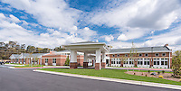 Exterior image of The Waldorf Skilled Nursing Facility by Jeffrey Sauers of Commercial Photographics, Architectural Photo Artistry in Washington DC, Virginia to Florida and PA to New England