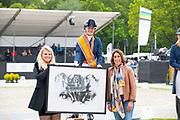 Jeanine Nieuwenhuis - TC Athene<br /> NK Dressuur 2019<br /> © DigiShots