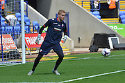 Ben Amos during the Sky Bet Championship match between Bolton Wanderers and Derby County at the Macron Stadium, Bolton, England on 8 August 2015. Photo by Mark Pollitt.