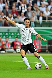 03.06.2010, Commerzbank-Arena, Frankfurt, GER, FIFA Worldcup Vorbereitung, Deutschland vs Bosnien-Herzegowina, im Bild Mesud Oezil (Werder Bremen #08), Foto: nph /  Roth / SPORTIDA PHOTO AGENCY