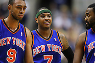 NBA - Indiana Pacers vs New York Knicks - Indianapolis, IN