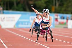 NICHOLLS Melissa, 2014 IPC European Athletics Championships, Swansea, Wales, United Kingdom