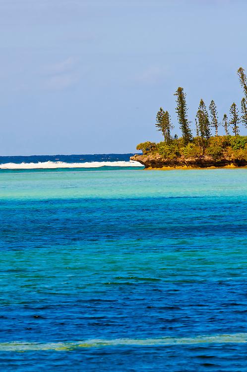 Oro Bay, near the Le Meridien Isle of Pines beach resort hotel, Ile des Pins (Isle of Pines), New Caledonia
