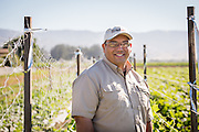 Juan Gonzales launched Moonlight Organic Farms at ALBA in 2017. He grows strawberries, vegetables and cut flowers on 1.5 acres while also studying agriculture at the local community college