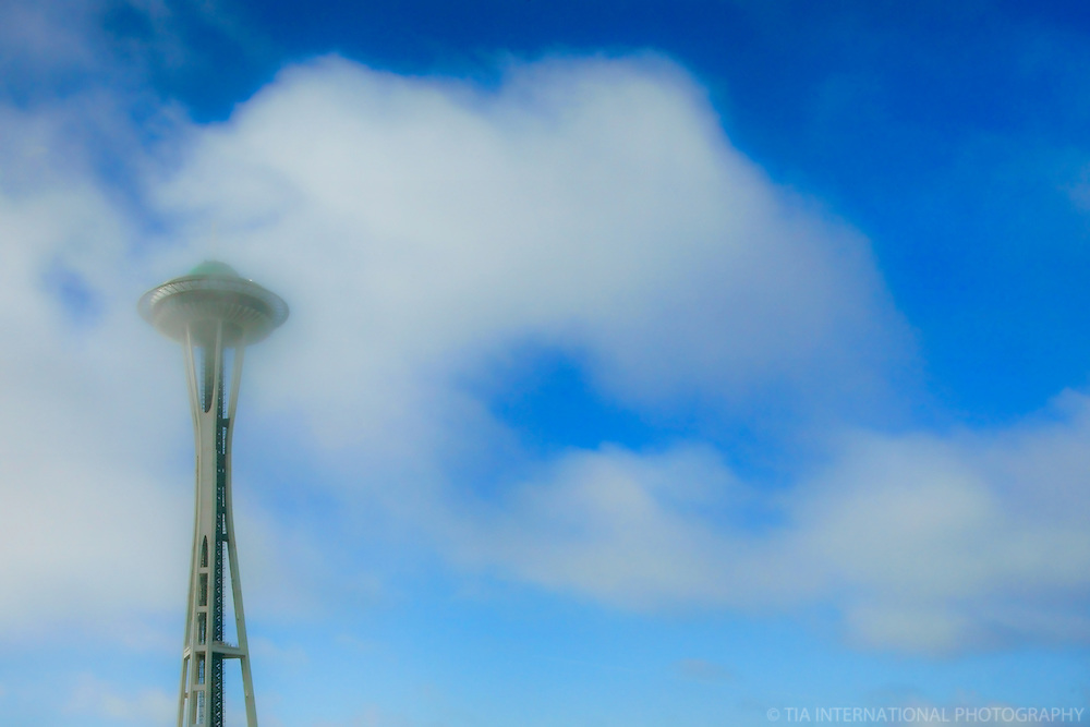 Space Needle Reemergence