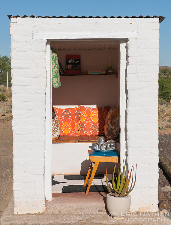 SunnysideUp Cottages, Merweville, Karoo, South Africa.