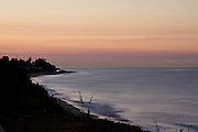 Sunrise at Cottons Point in San Clemente