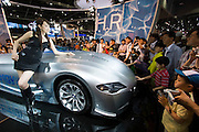 Seoul Motor Show 2005 at Korea International Exhibition Center (KINTEX).