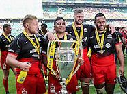 Saracens v Exeter Chiefs - Aviva Premiership Final - 28/05/2016