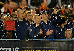Members of the US team - Photo mandatory by-line: Joe Meredith/JMP - Mobile: 07966 386802 - 10/09/14 - The Invictus Opening Ceremony - London - Queen Elizabeth Olympic Park