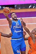 DESCRIZIONE : Trento Trentino Basket Cup Italia - Olanda<br /> GIOCATORE : Pietro Aradori<br /> CATEGORIA : nazionale maschile senior A<br /> GARA : Trento Trentino Basket Cup Italia - Olanda<br /> DATA : 11/07/2014<br /> AUTORE : Agenzia Ciamillo-Castoria