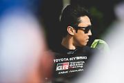June 12-17, 2018: 24 hours of Le Mans. Kazuki Nakajima,  Toyota Racing, Toyota TS050 Hybrid