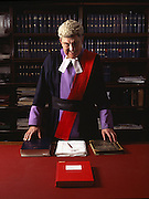 Portrait of a Judge<br />