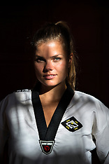 20160831 Nina Rose Stald-Bolow - Taekwondo