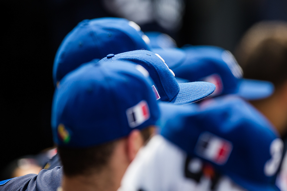 Team France, 2016.