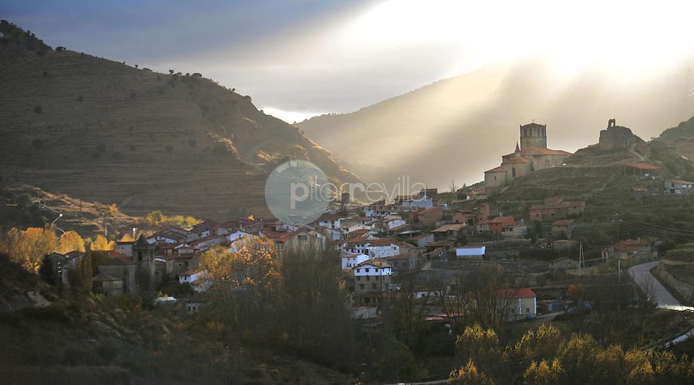 Enciso. La Rioja ©Daniel Acevedo / PILAR REVILLA
