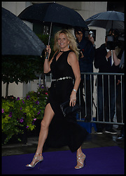 Penny Lancaster attends the WellChild Awards at the Dorchester Hotel, London, United Kingdom. Wednesday, 11th September 2013. Picture by Andrew Parsons / i-Images