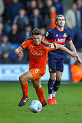 Luton Town defender Matthew Person (6) during the EFL Sky Bet League 1 match between Luton Town and Doncaster Rovers at Kenilworth Road, Luton, England on 23 March 2019.