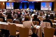 Andrew Weil's health convention, SF Hyatt Embarcadero