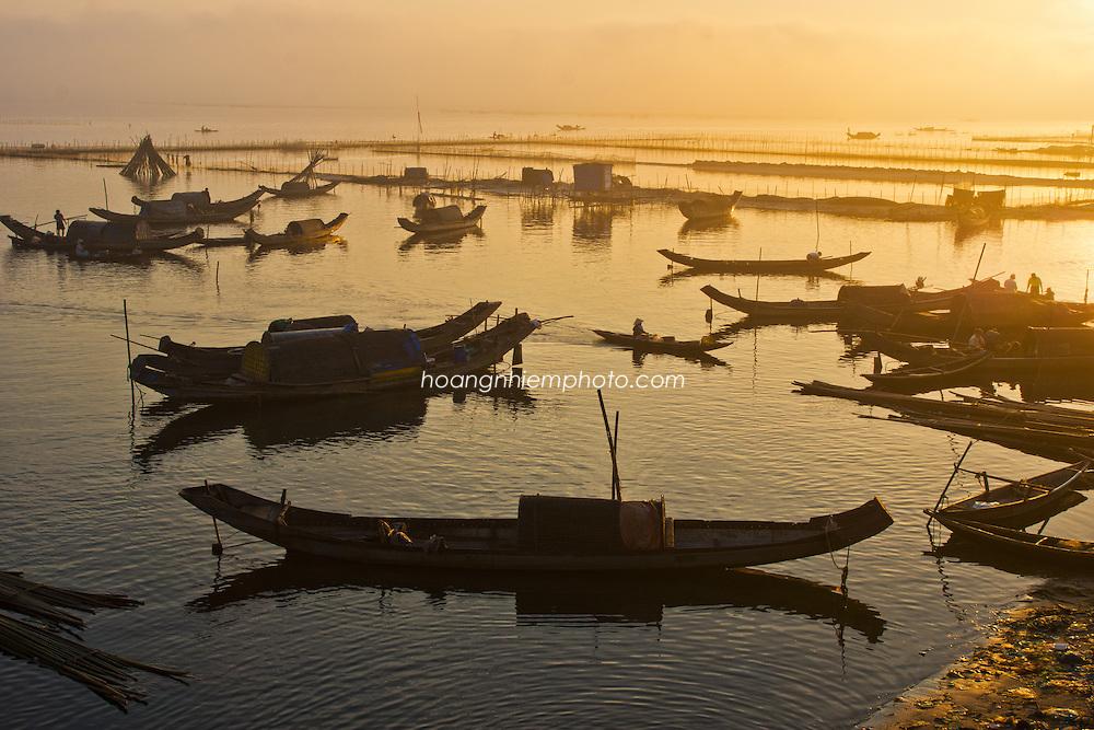 Vietnam Images-landscape-Hue-Tam giang lagoon phong cảnh việt nam