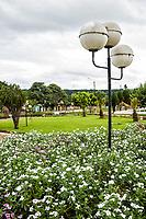 Praça Jorge Lacerda. Iraceminha, Santa Catarina, Brasil. / <br /> Jorge Lacerda Square. Iraceminha, Santa Catarina, Brazil.