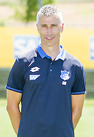 German Bundesliga - Season 2016/17 - Photocall 1899 Hoffenheim on 19 July 2016 in Zuzenhausen, Germany: Athletic coach Otmar Roesch. Photo: APF | usage worldwide