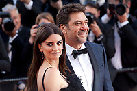 Penelope Cruz and Javier Bardem at the Opening Ceremony and Everybody Knows (Todos Lo Saben) gala screening at the 71st Cannes Film Festival Tuesday 8th May 2018, Cannes, France. Photo credit: Doreen Kennedy