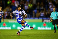 Goal, Garath McCleary of Reading scores from the penalty spot, Reading 1-0 Ipswich Town - Mandatory by-line: Jason Brown/JMP - 09/09/2016 - FOOTBALL - Madejski Stadium - Reading, England - Reading v Ipswich Town - Sky Bet Championship