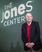 Edward Clifford with The Jones Center in Northwest Arkansas for Arkansas Business.<br /> <br /> Photo by Beth Hall