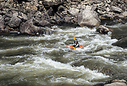 Kayak, Kayaking, Kayaker, Salmon River, Middle Fork, Salmon, Idaho