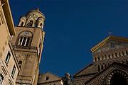 Amalfi/Campania/Italy - Amalfi Coast. Duomo di Sant' Andrea (11th C. cathedral)