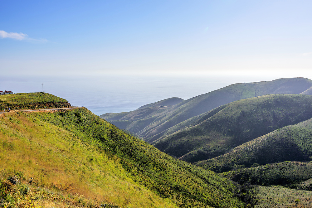 Santa Monica Mountains National Recreation Area, Malibu, California