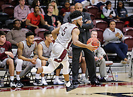 November 19, 2016: The Barclay College Bears play against the Oklahoma Christian University Eagles in the Eagles Nest on the campus of Oklahoma Christian University.