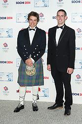 Tim Baillie , British Olympic Ball, Dorchester (Opal Room), London UK, 30 October 2013, Photo by Raimondas Kazenas © Licensed to London News Pictures. Photo credit : Raimondas Kazenas/Piqtured/LNP