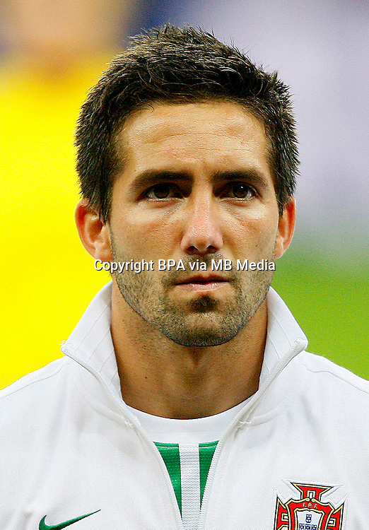 Football Fifa Brazil 2014 World Cup Matchs-Qualifier / Europe - Group F /<br /> Portugal vs Israel 1-1  ( Jose Alvalade Stadium - Lisbon , Portugal ) - <br /> JOAO MOUTINHO of Portugal , during the match between Portugal and Israel