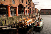 Albert Dock, Liverpool, England