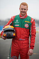 #66 Josh Cook GBR MG Racing RCIB Insurance MG6GT during BTCC Media Day at Donington Park, Melbourne, Leicestershire, United Kingdom. March 22 2016. World Copyright Peter Taylor/PSP. Copy of publication required for printed pictures.  Every used picture is fee-liable.