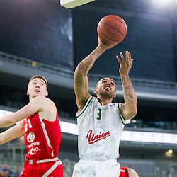 20160130: SLO, Basketball - ABA League 2015/16, KK Union Olimpija vs KK Tajfun