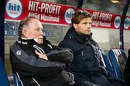 13-02-2016 VOETBAL:WILLEM II-DE GRAAFSCHAP:TILBURG<br /> Trainer/Coach Jan Vreman van De Graafschap <br /> Foto: Geert van Erven