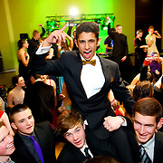 Green Bay High School Ball 2013 - Dance Floor