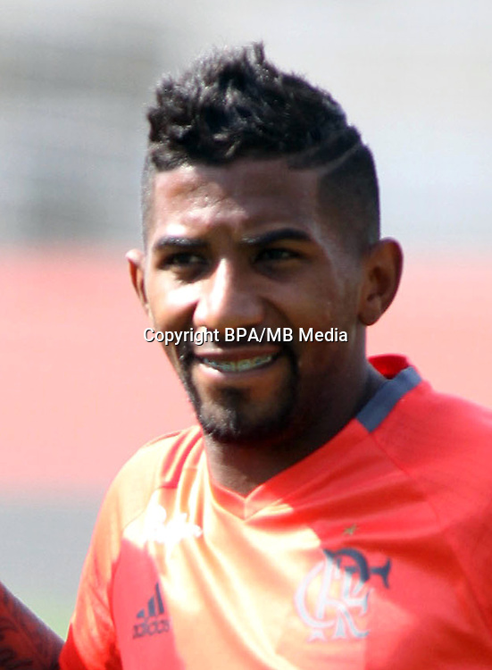 Brazilian Football League Serie A / <br /> ( Clube de Regatas do Flamengo ) - <br /> Rodinei Marcelo de Almeida &quot; Rodinei &quot;