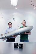 MIchael Richardson & Steven Osborn from Urban Airship.  Portland, Oregon